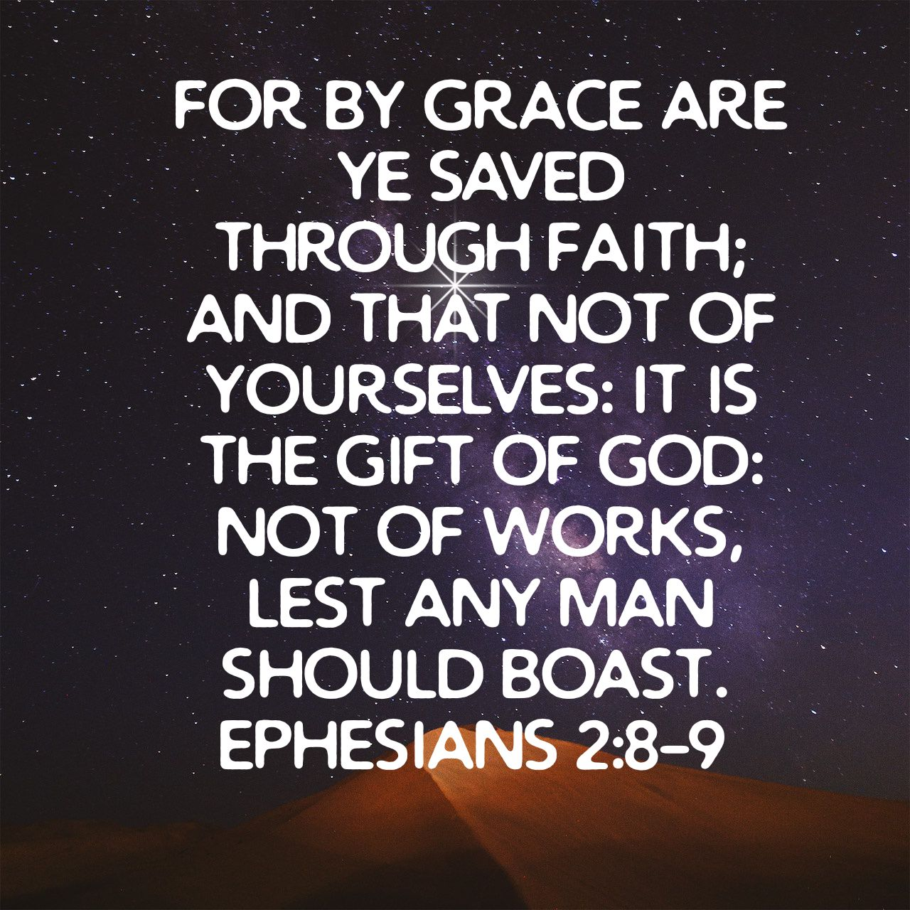Grace means power to do God's will